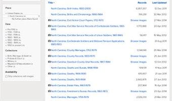 Top Ten Genealogy Research Sites