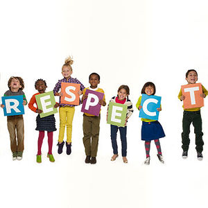 Teachers earn our respect every day!