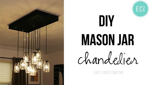 Mason Jar Chandelier Small1