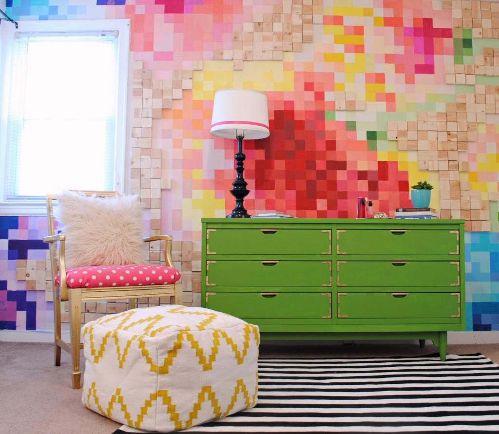 12 Creative Wall Art Ideas: Creating a Statement Wall on Creative Wall  id=96239