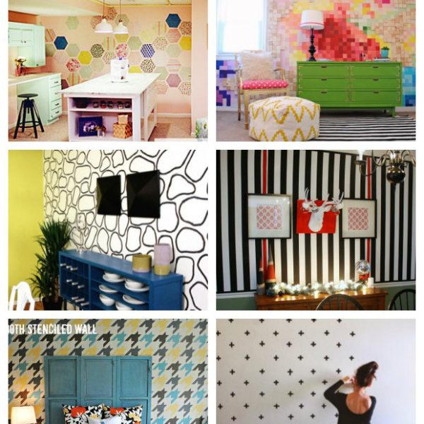 12 Creative Wall Art Ideas: Creating a Statement Wall ... on Creative:kqmwrvdqiag= Wall Art Ideas  id=53572