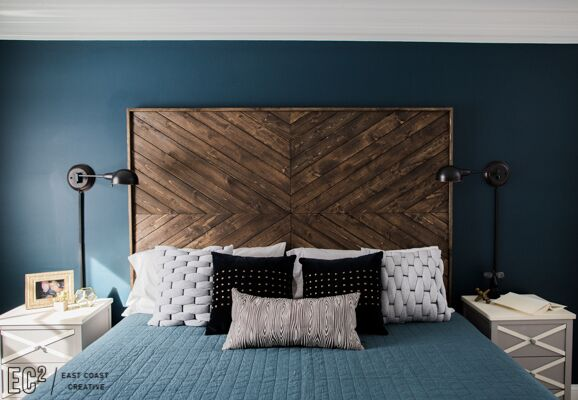 Massive Master Bedroom Makeover The Weekender Series