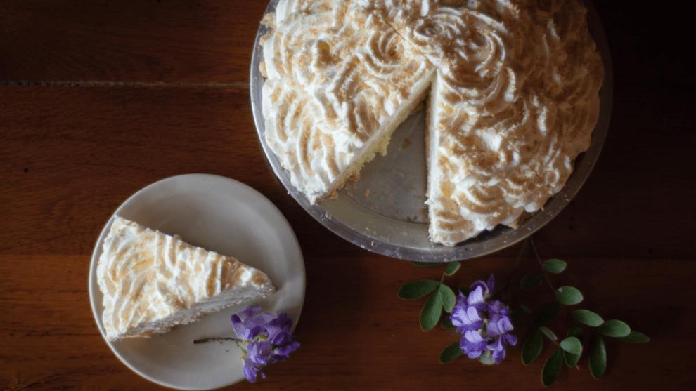 Coconut Creme Dream Pie