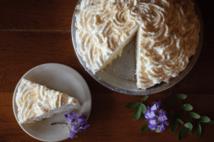 Coconut Creme Dream Pie