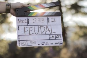 FEUDAL now filming in Hubbards Nova Scotia