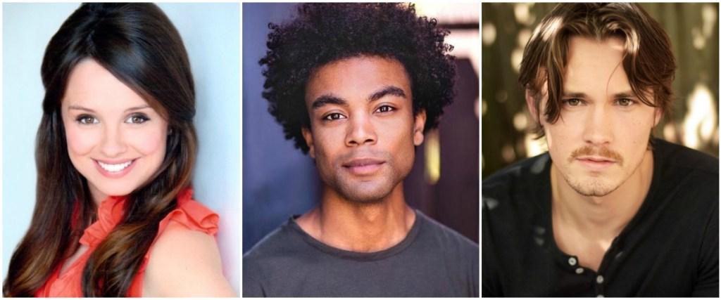 Feudal stars Emma Hunter Alexander Nunez Tom Stevens