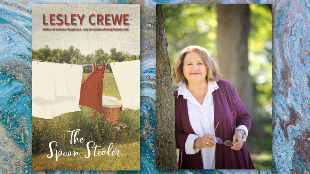 Lesley Crewe THE SPOON STEALER