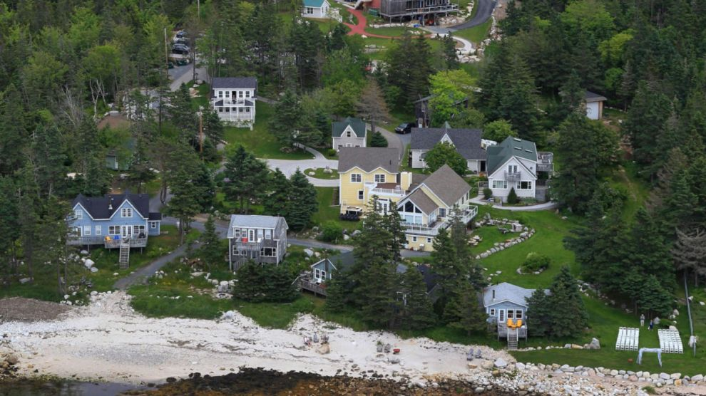OCEANSTONE SEASIDE RESORT Indian Point Nova Scotia
