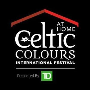 Celtic Colours International Festival AT HOME logo 2020