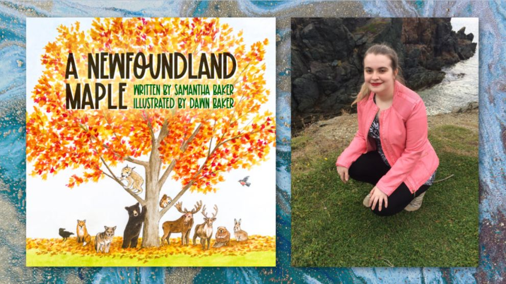 A Newfoundland Maple by Samantha Baker