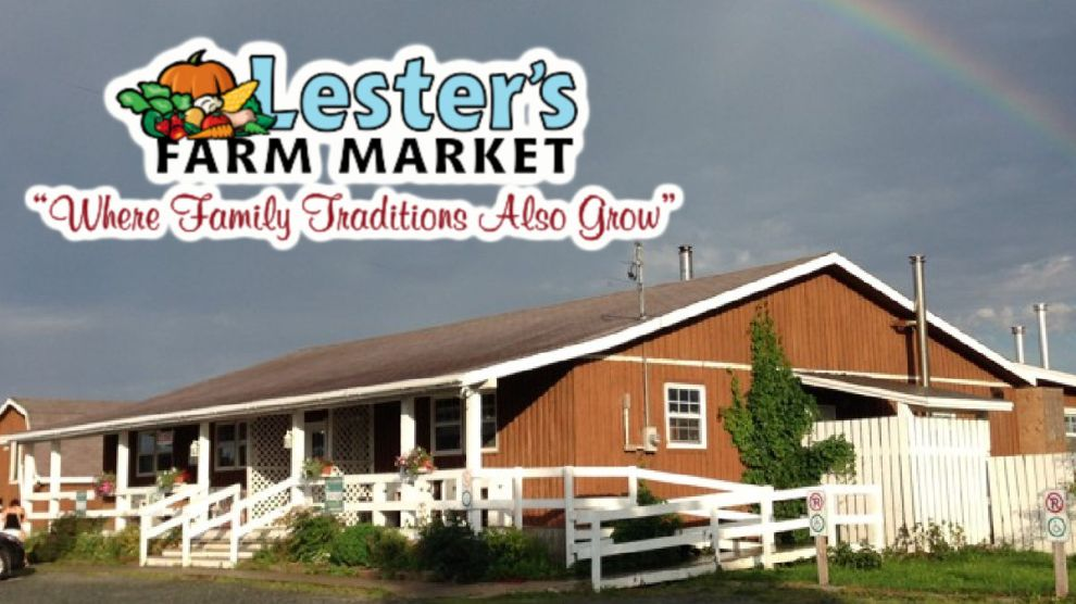 LESTER'S FARM MARKET feature