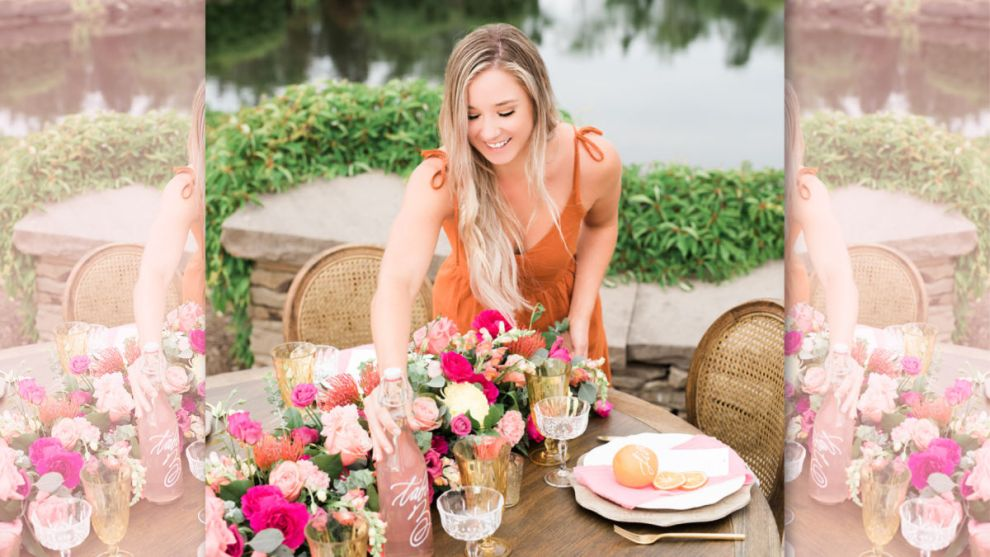 Get Social with Graceful Wedding Planning's Hannah Forrest