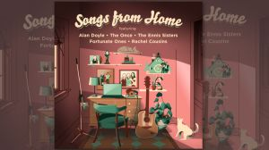 SONGS FROM HOME EP feature