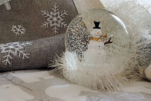 Warm & Cozy Winter White
