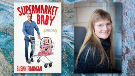 SUPERMARKET BABY by Susan Flanagan