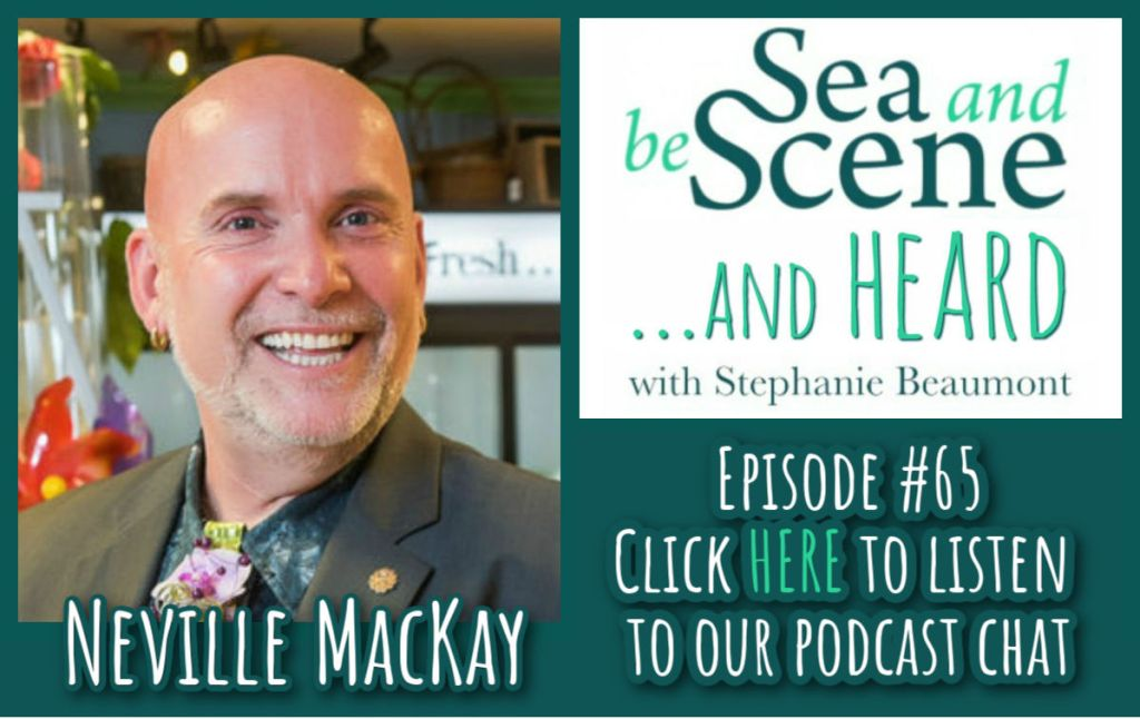 Listen to our podcast chat with Neville MacKay