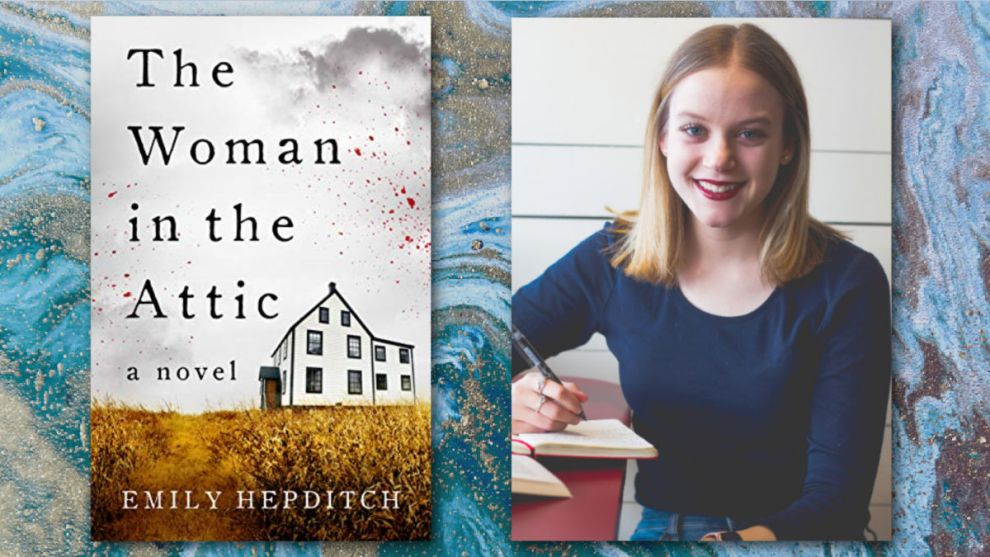 _The Woman in the Attic_ by Emily Hepditch