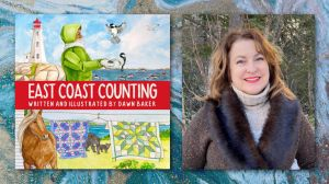 East Coast Counting by Dawn Baker