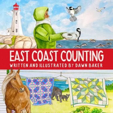 East Coast Counting by Dawn Baker(1)