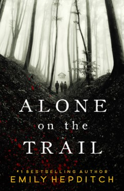 Alone on the Trail by NL author Emily Hepditch