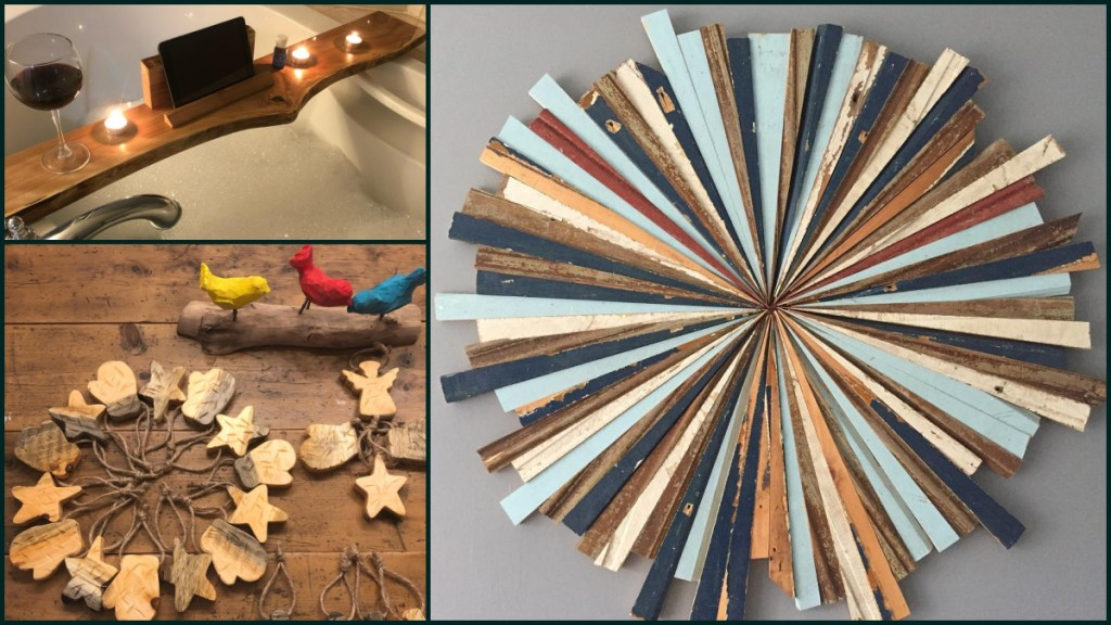 Creations East woodworking 2