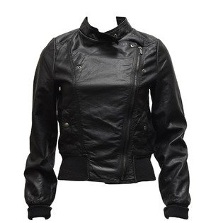 Dress Like Celebrity Hayden Panettiere, biker leather jacket
