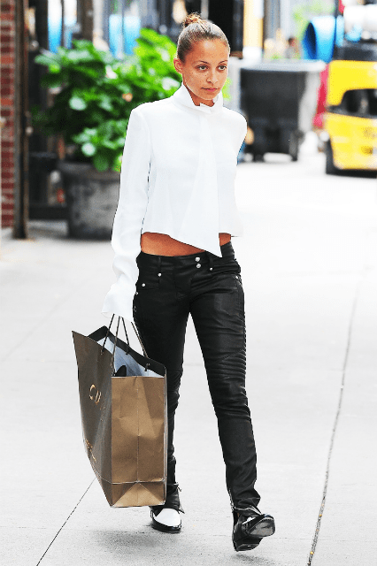 Nicole Richie, One Of The Best Dressed Celebs