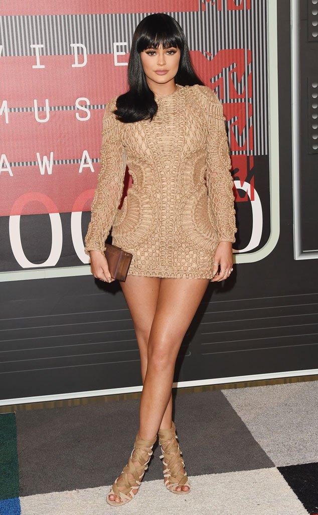 KYLIE JENNER, MTV VMA , 2015 MTV VMAs Red Carpet Best Dressed
