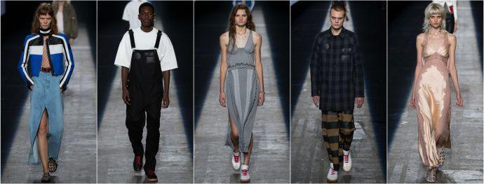 Alexander Wang, New York Fashion Week