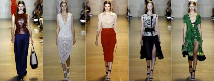 Altuzarra, New York, Fashion Week S/S'16 Recap