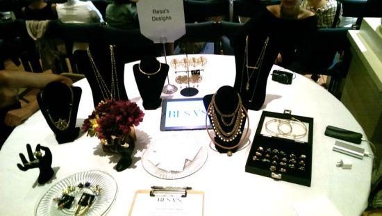Resa designs, New York Fashion Week,