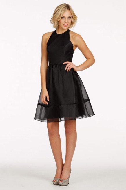 chicornate.com, idodressau.com, dark gray short bridesmaids dress, bridesmaids, Reusable Bridesmaids Dresses