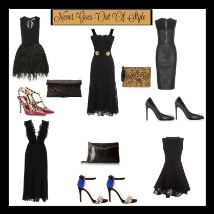 Never Goes Out Of Style, Little Black Dress