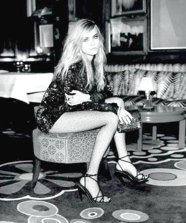 cara delevingne, stilettos, How To Get Longer, Slimmer, Sexier Legs