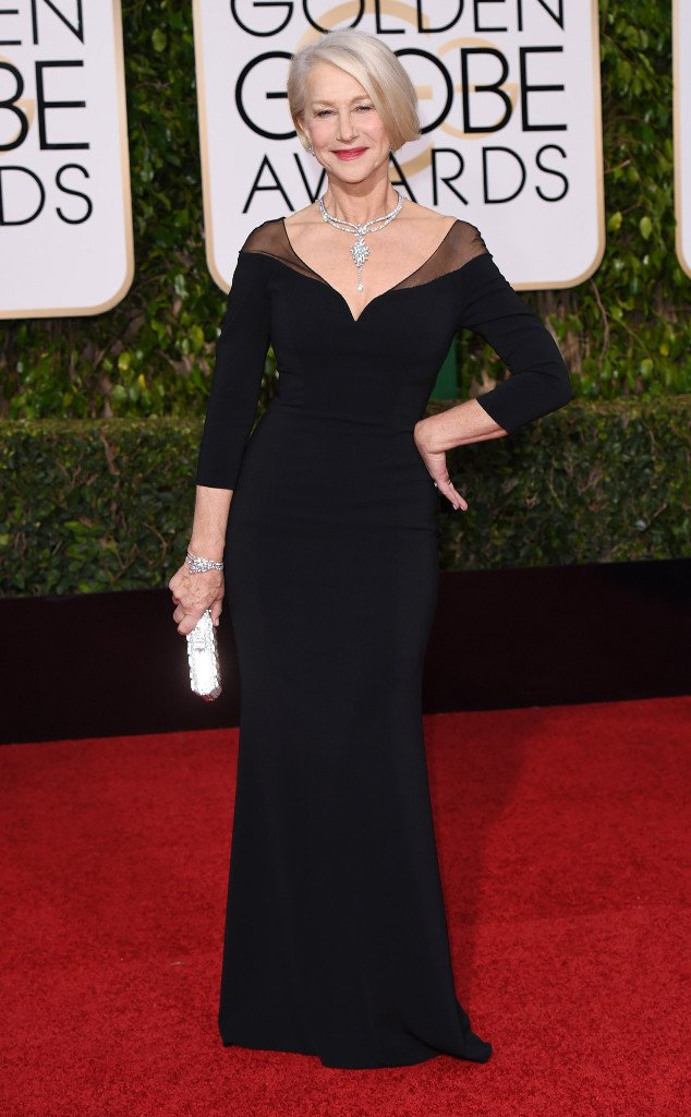 2016 Golden Globes Winner, helen-mirren