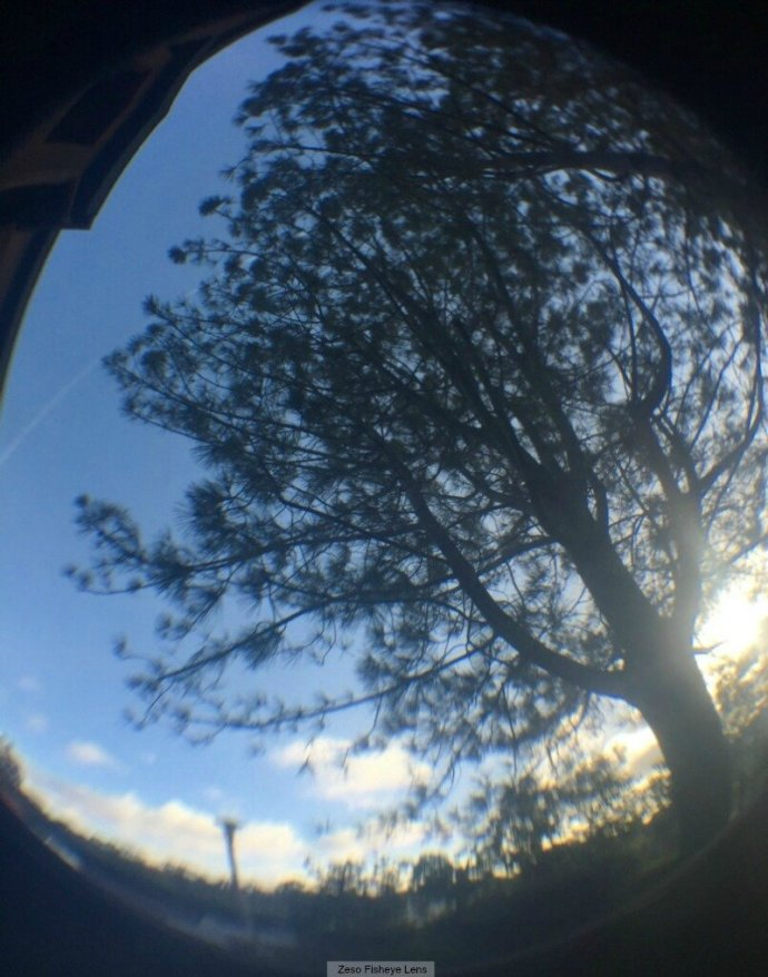 Professional Lens, Zesco Lens, 3-in-1 camera lens, Micro lens, Fisheye lens
