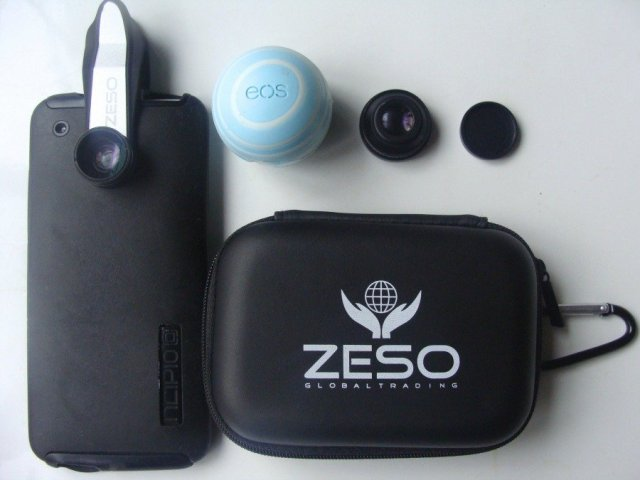 Professional Lens, Zesco Lens, 3-in-1 camera lens,