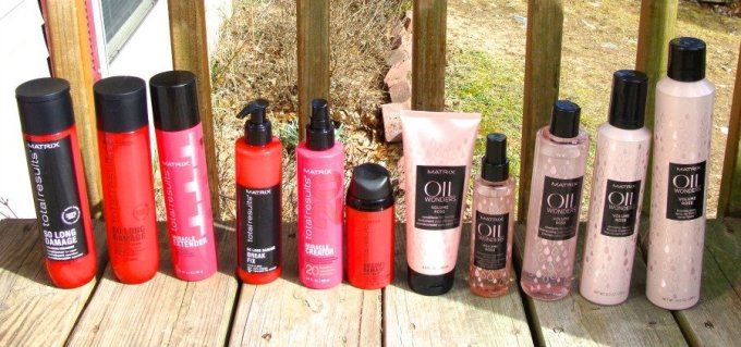 MATRIX Hair Care, Hair Care Product Choosing The Right One