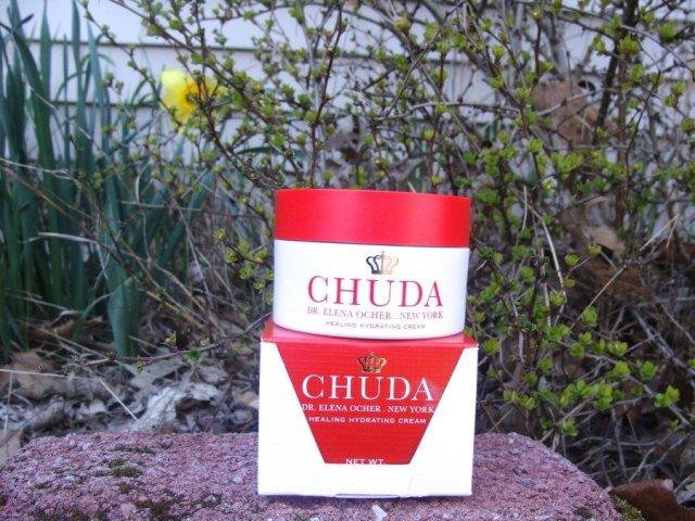 chuda, natural healing skincare cream