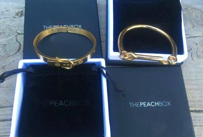 ThePeachBox, jewelry, bangles02