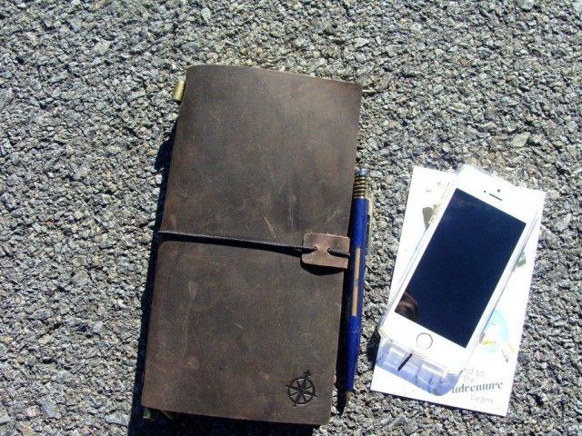 wanderings journal, journal