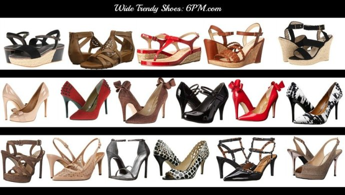 Stylish Wide Width Shoes, 6PM wide width shoes for women