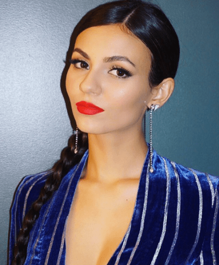 Famous People You Didn't Know Have Hispanic Background, Victoria Justice
