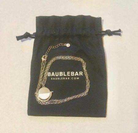 December 2016 Must Have Box, POPSUGAR, BAUBLEBAR necklace