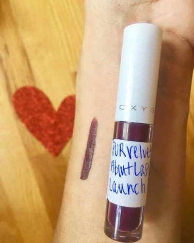 About Last Night Velvet Matte Liquid Lipstick from PUR
