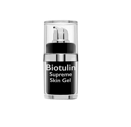 Organic Botox, Biotulin Supreme Skin Gel