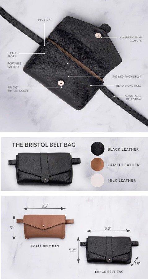 Bristol Belt Bag