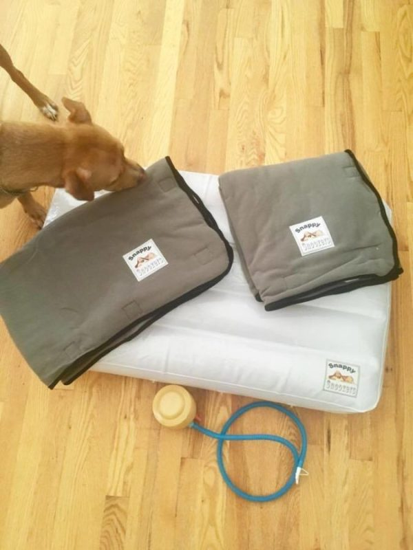 keep Fur baby Calm, Snappy Snoozers, pet bed