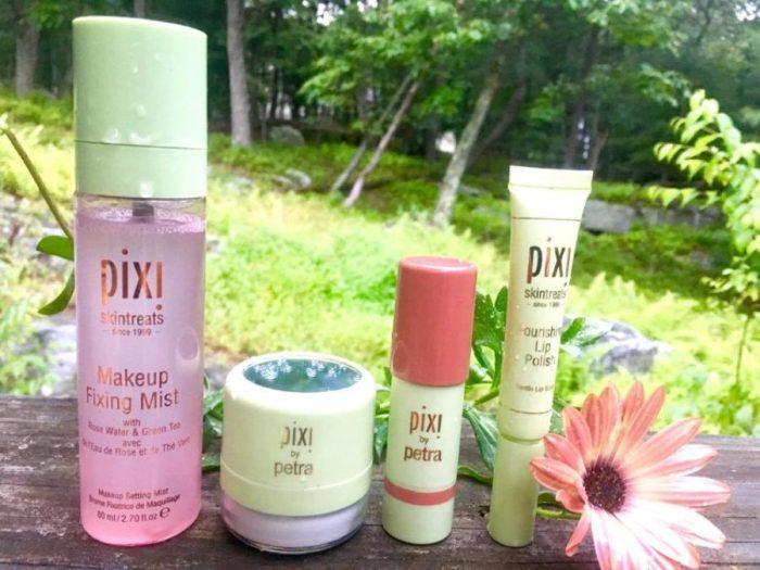 Pixi Beauty, makeup, skincare, makeup essentials