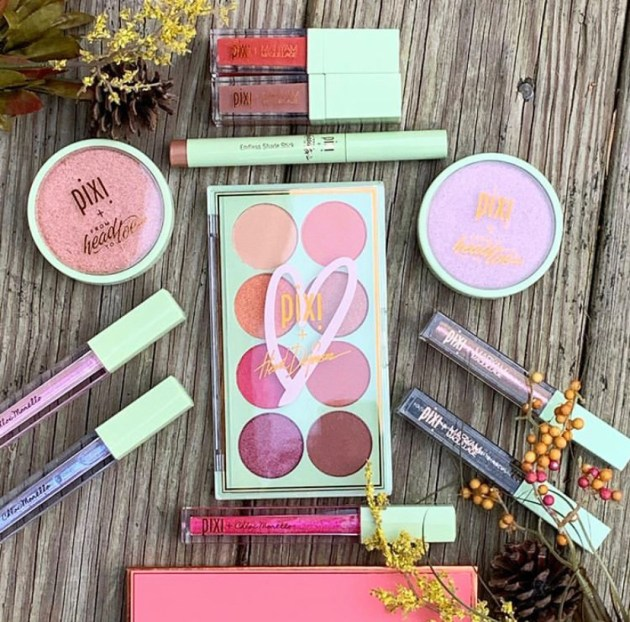 Pixi Beauty, Fall Makeup